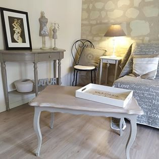Ambiance campagne shabby chic