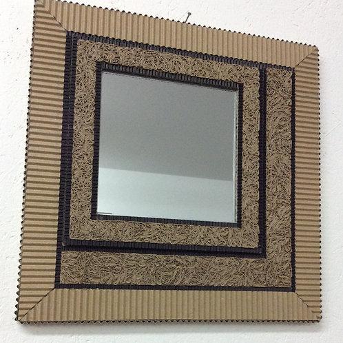 Cadre Miroir dentèle