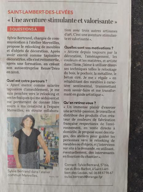 Rénov'Déco - Sylvie Bertrand