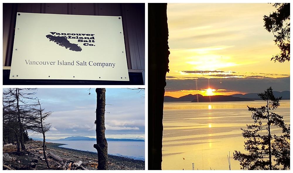 Visit to Vancouver Island Salt & Shelter Point Farm