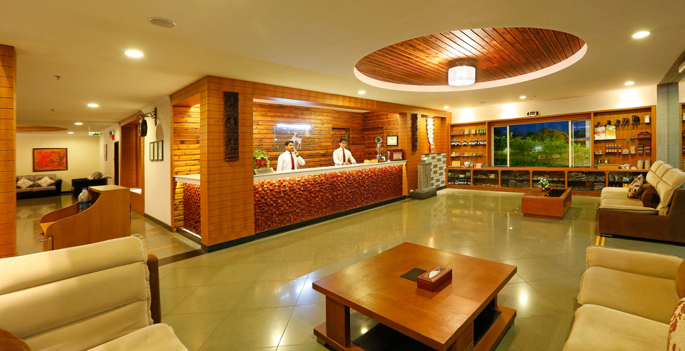 Thekaddy hotel