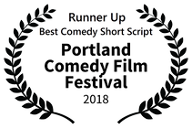Runner Up - Portland Comedy Film Festiva