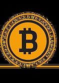 Bitcoin logo Transparent