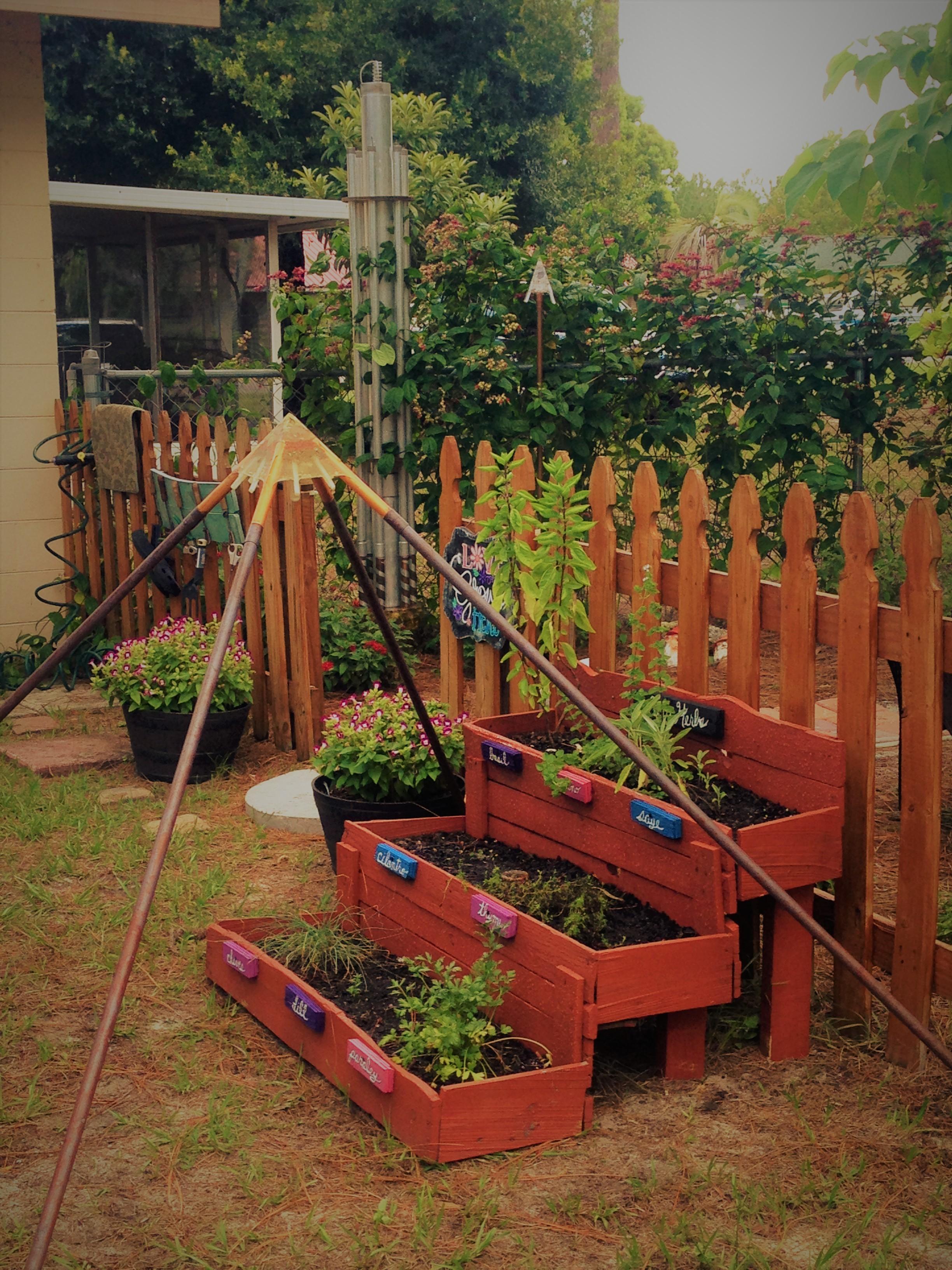Benefits for your Garden