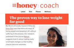 Nine Coach Honey Dr Gina Cleo Habit