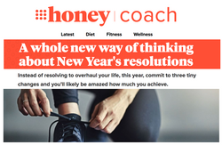 New Years Resolution Habits. Gina Cl