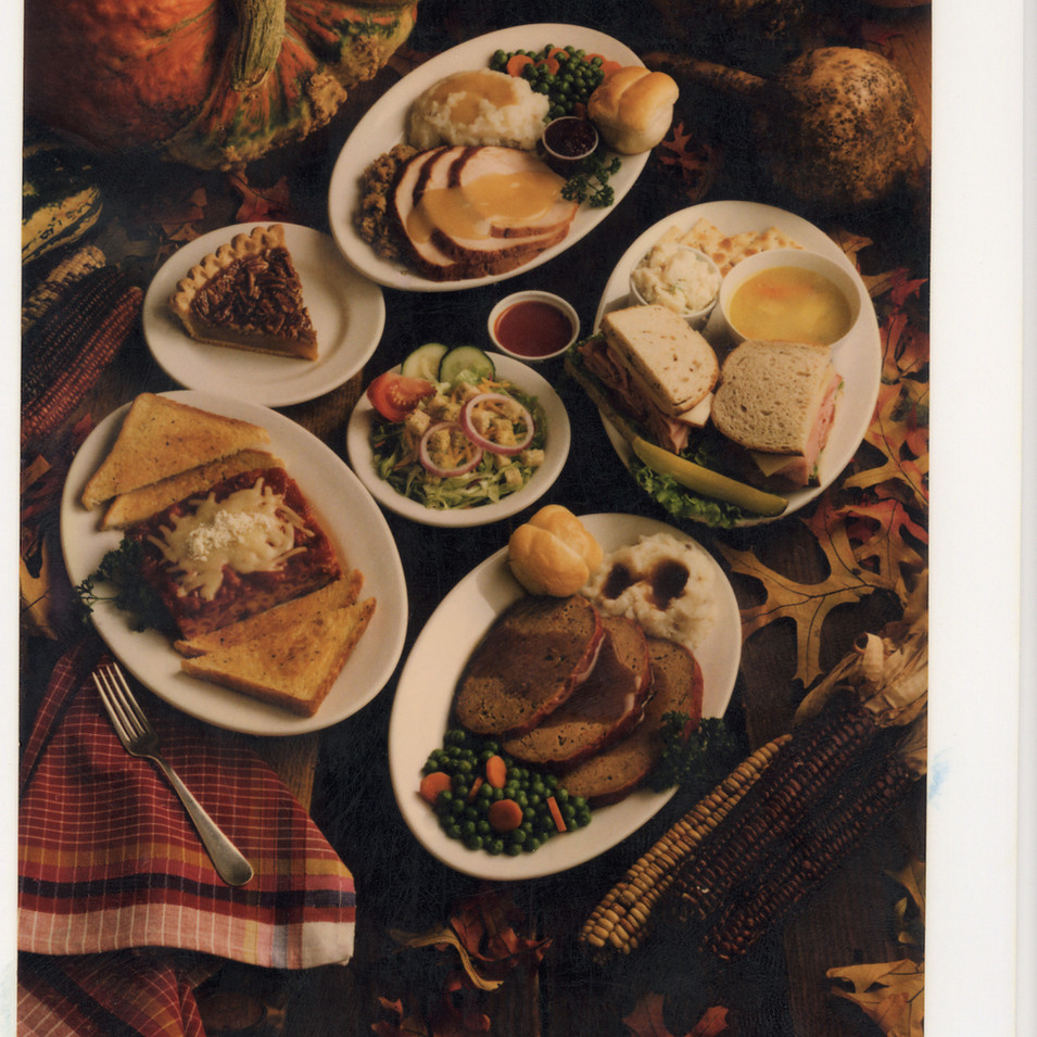 Fall Meals