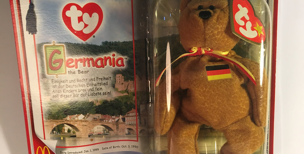 Germania the Bear