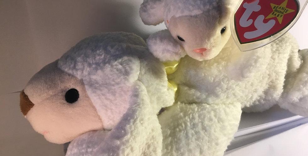 Lamb Set: Baba and Fleece