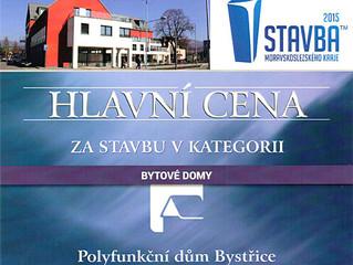 Stavba Moravskoslezského kraje 2015