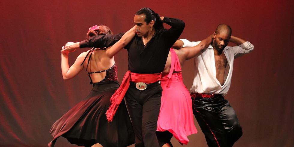 Ballroom Dancing w/ Rapheal Griffin