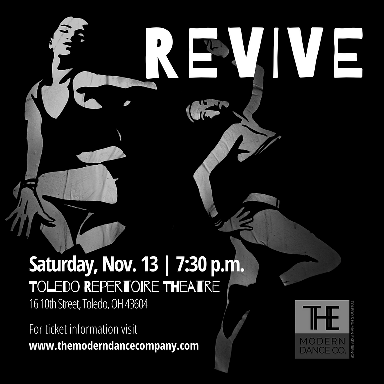 REVIVE- THE Modern Dance Co.