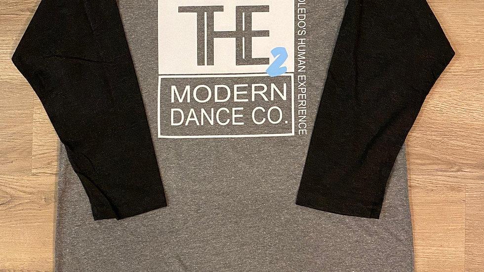 Raglan 3/4 Sleeve Shirt