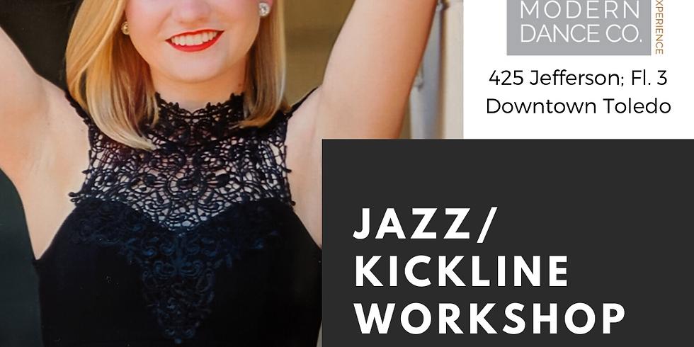 Jazz/Kickline Workshop