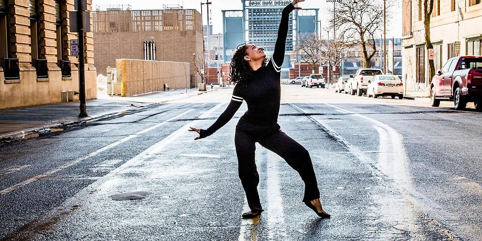 Jazz Dance Workshop with Arlinda Self