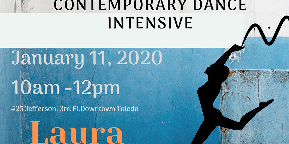 Dance with Laura Blaufuss