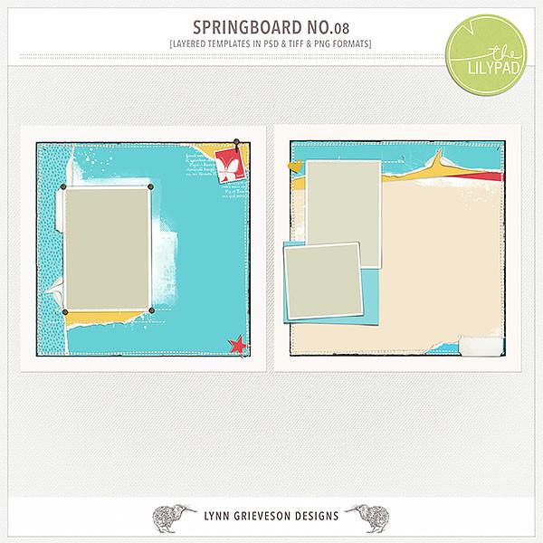 Springboard No8