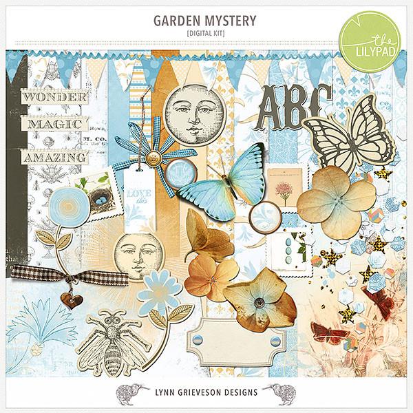 Garden Mystery Kit