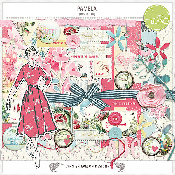 Pamela Kit from Lynn Grieveson Designs