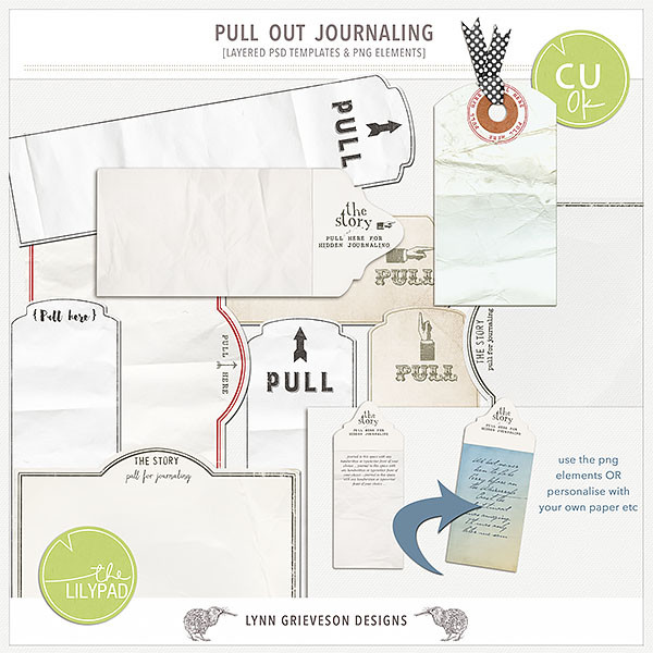 Pull Out journaling