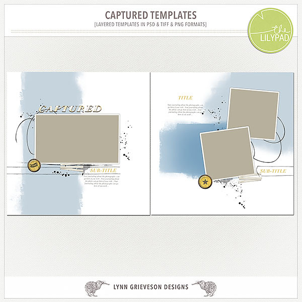 captured templates