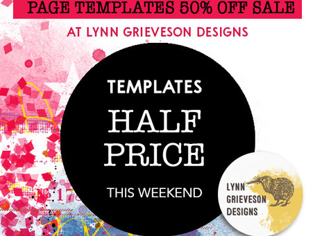 Do you love templates .. and saving?