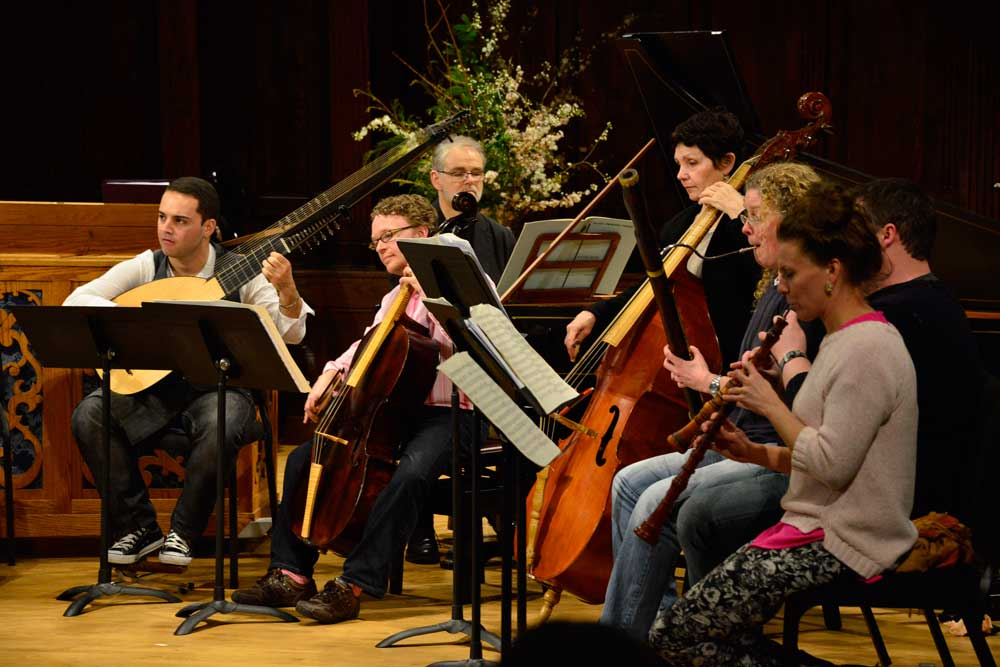 Pacific Baroque Festival Ensemble