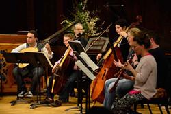 Pacific Baroque Festival Ensemble