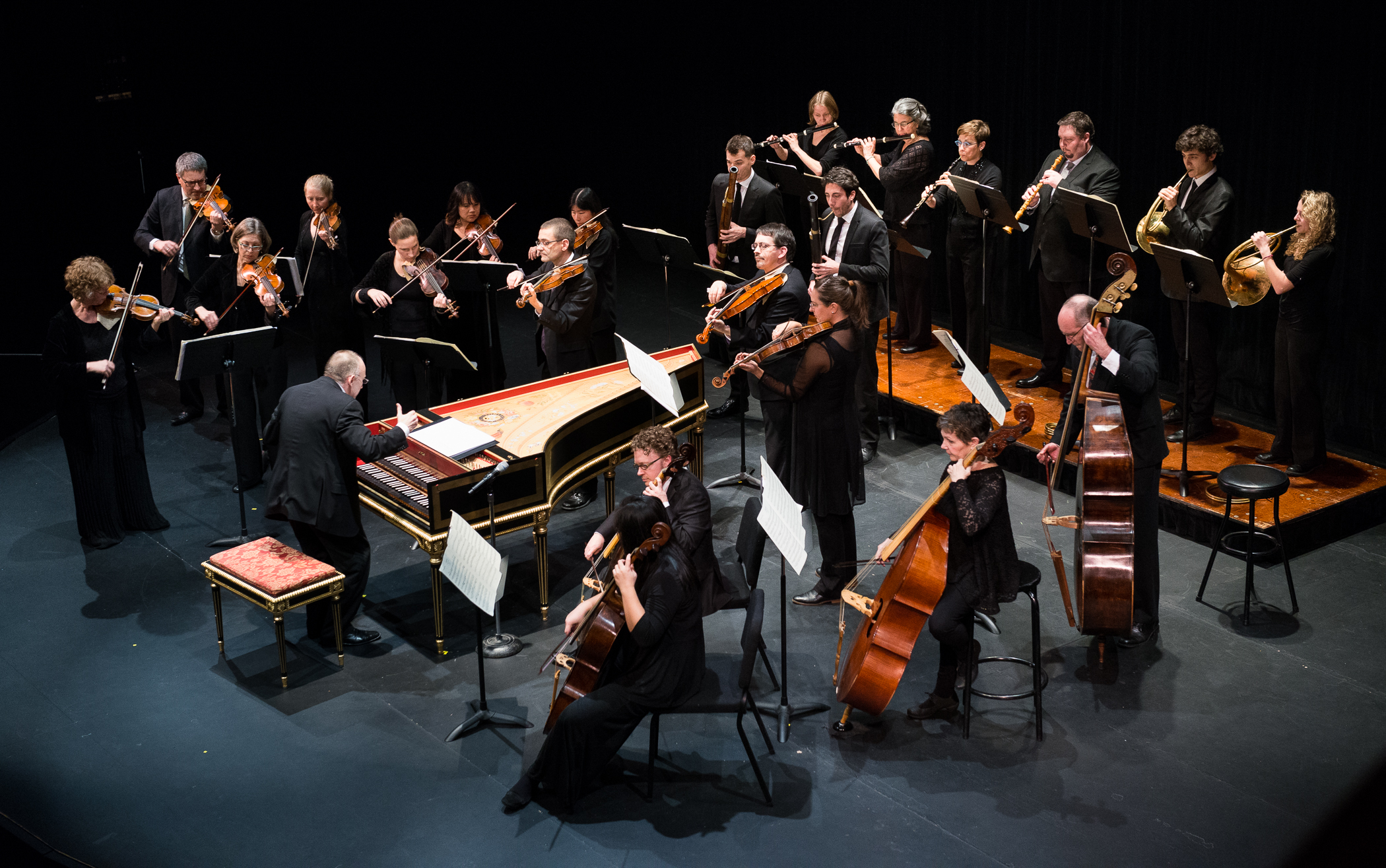 Pacific Baroque Orchestra