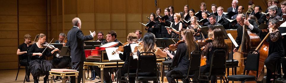 EMV Bach Festival -- St. John Passion --