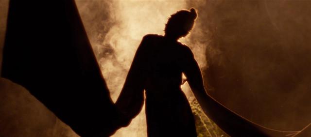 """Still from Lee Eller's """"Angel"""" music video"""