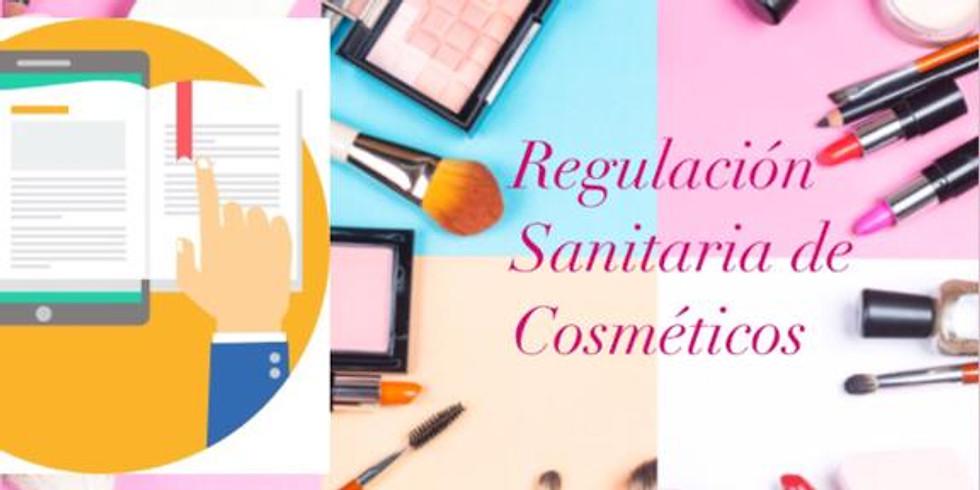 Curso Online Regulación Sanitaria de Cosméticos