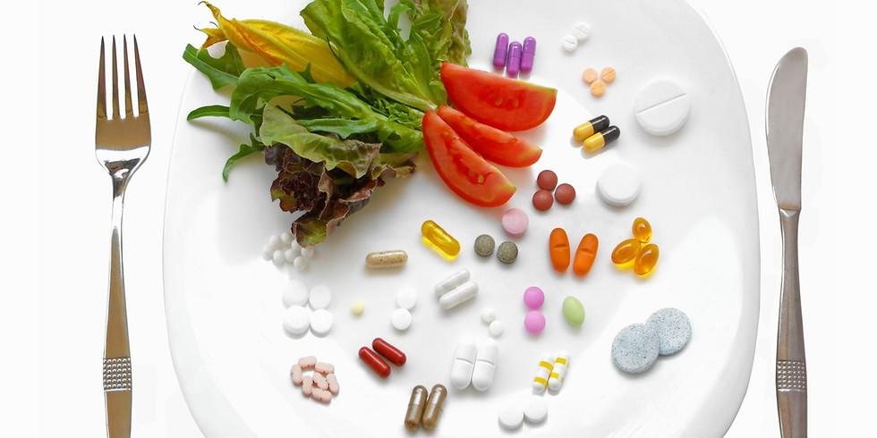 Curso Regulación de Suplementos Alimenticios
