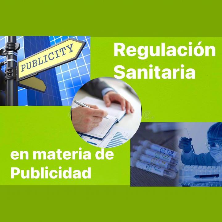 Curso Presencial Regulación Sanitaria en materia de Publicidad