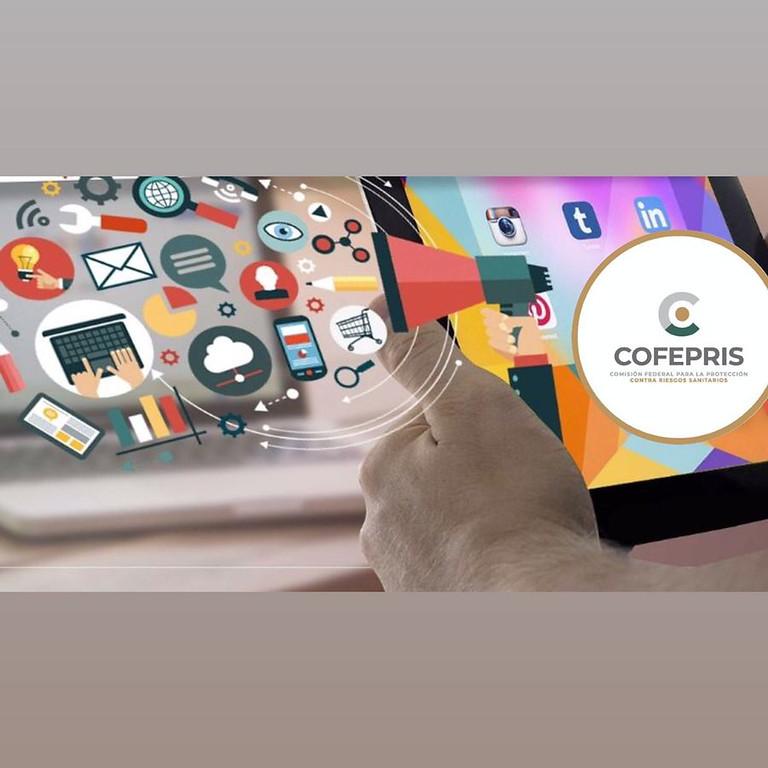 Curso Online Publicidad Digital ante COFEPRIS