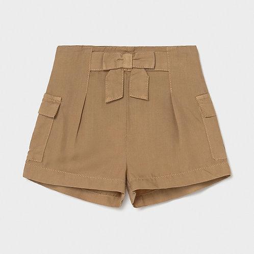 Pantalón corto fluido