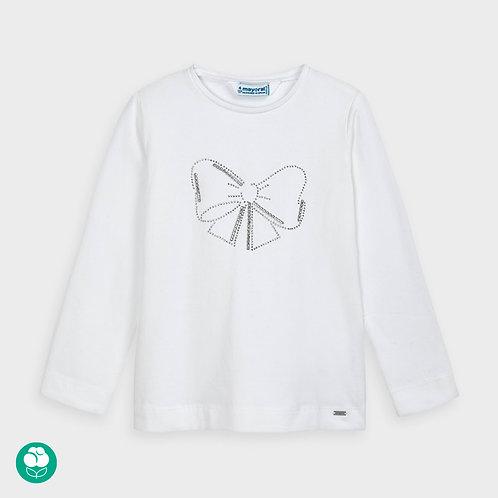 Camiseta manga larga lazo