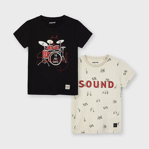 Set 2 camisetas