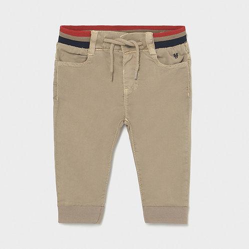 Pantalón jogger sarga