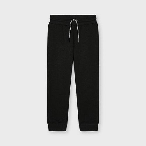 Pantalón largo felpa