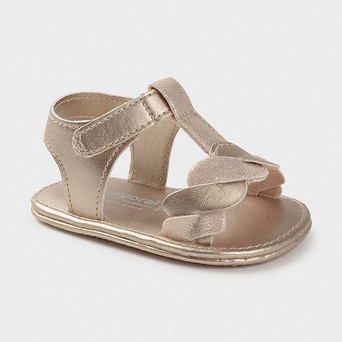 Sandalias combinadas