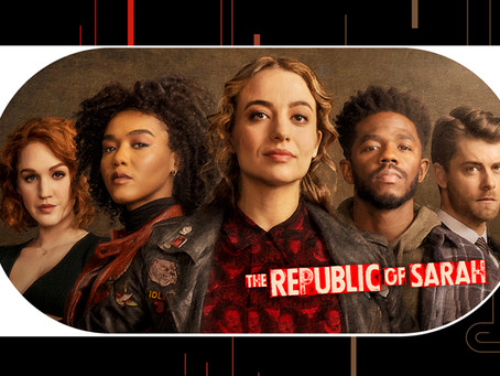 """Interview with Stella Baker, star of the new CW show """"The Republic of Sarah""""."""