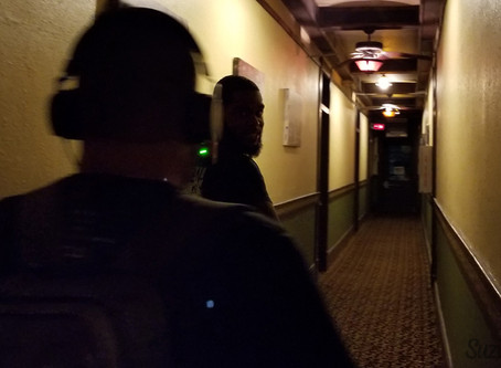 The Arkansas CW Crew Checks Out The Most Active Room At The Basin Park Hotel