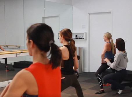 A My Best Me 2020 Project Feature Spotlight: Pure Barre