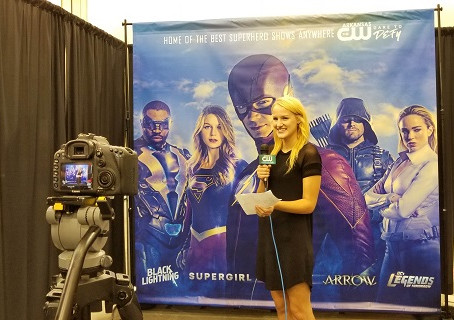 Crew to Hold Open Audition at 40/29 and The Arkansas CW Women's Living Expo This Saturday.