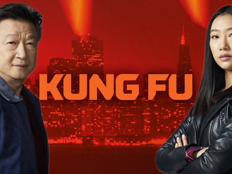 """Interview With The Cast Members Olivia Liang and Tzi Ma From The New CW Network Series """"KUNG FU""""."""