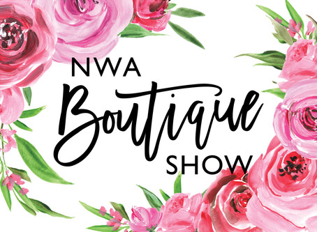 Check Out The NWA Boutique Show This Weekend in Rogers, Arkansas