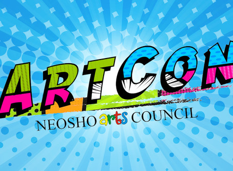 Neosho Arts Council to hold ArtCon 2020 This Saturday!