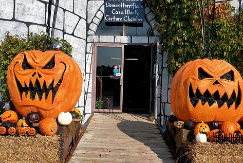 Enter Now For a Chance to Win a Spooky Night at The Castle of Muskogee!
