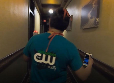 Paranormal Adventures with the Crew Heads to the Haunted 1905  Basin Park Hotel.